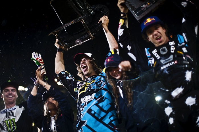 Andre Villa wins his 1st Red Bull X-Fighters in 2010