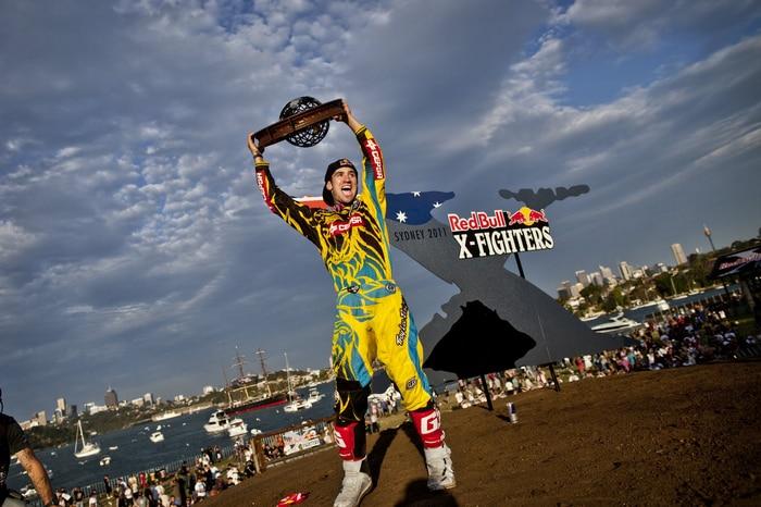 World Tour Champion 2011 - Sydney