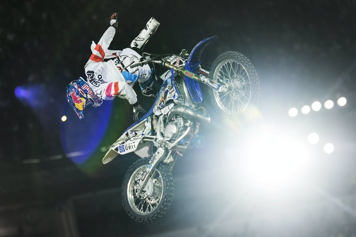 Tom Pagès brings FMX to a new level in 2013