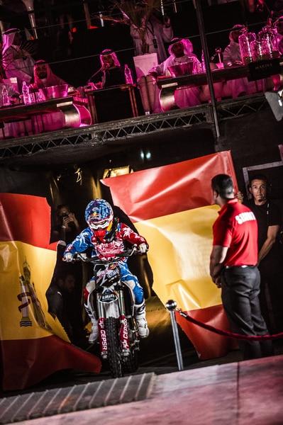 Rider Intro Dubai