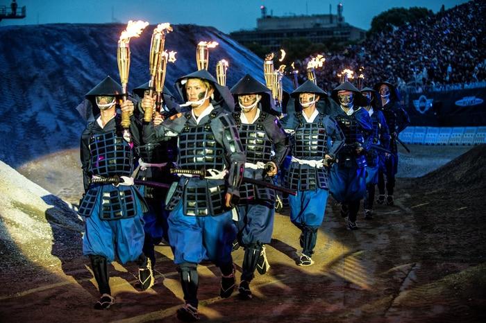 Black Samurai Battalion Osaka