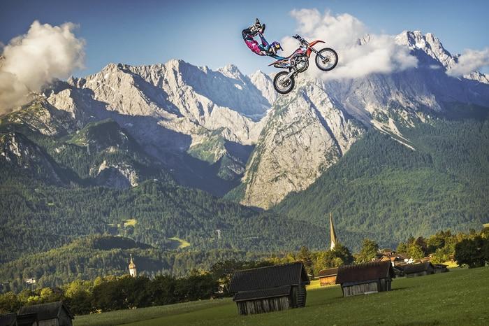 Luc Ackermann - Garmisch-Partenkirchen, Germany