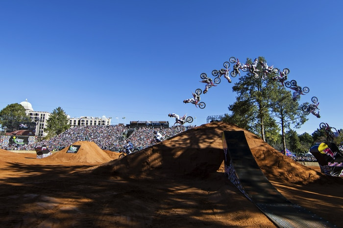 Josh Sheehan - Double Flip - Pretoria