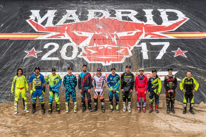 The 12 Riders