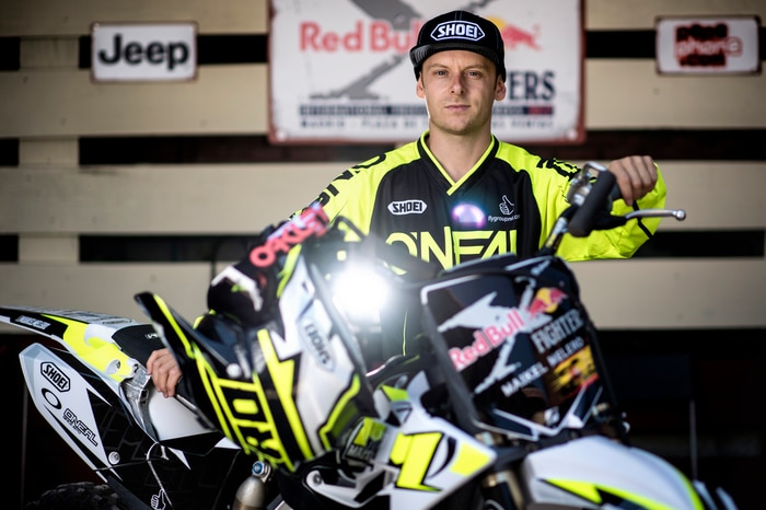 Maikel Melero is ready to rock on home soil