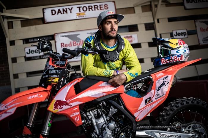 Local Hero Dany Torres