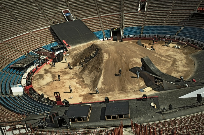 The Arena In Mexico