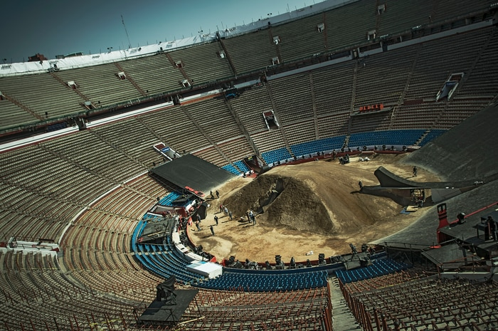 Track Overview, Mexico